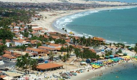 Beach Brazil Resort  &#038; Spa &#8211; Condomínio Imobiliário Turístico Praia de  Maracajú <br> Maracajú / RN