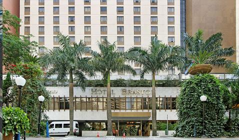 Braston Hotel<br>São Paulo / SP