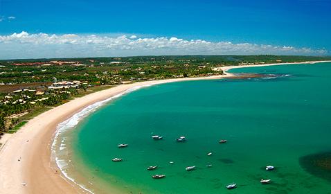 Condo Resort na Praia de Guarajuba &#8211; Itacimirim<br>Camaçari / BA