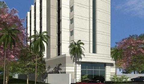 Hotel Econômico integrado ao Shopping Praça da Moça<br>Diadema / SP