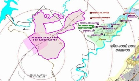 Estudo Vocacional e Planejamento &#8211; Fazenda Santa Cruz dos Bandeirantes<br>São José dos Campos e Jacareí / SP