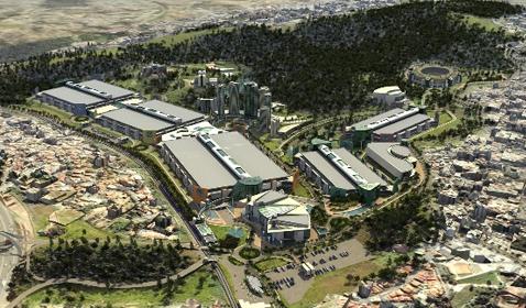 Hotéis inseridos no Expo SP Brasil – Parque de Exposições Pirituba<br>São Paulo / SP