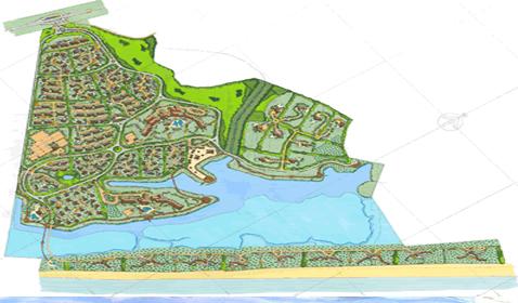 Empreendimento Imobiliário e Hoteleiro &#8211; Praia do Imbassaí do Norte<br>Mata de São João / BA