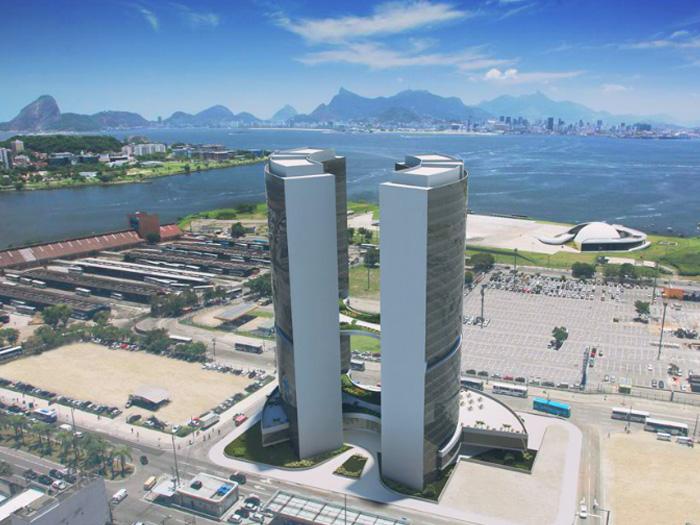 Niemeyer Monumental Hotel<br>Niterói / RJ