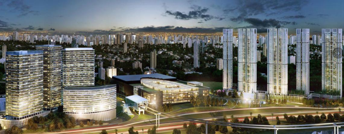 2 Hotéis no Parque Global<br>São Paulo / SP