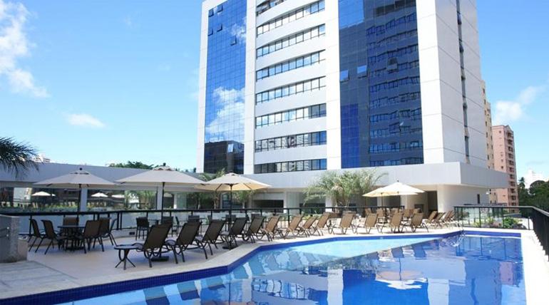 Hotel São Salvador <br>Salvador / BA