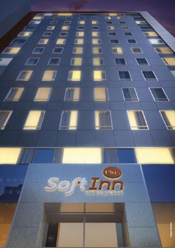 Soft Inn Rio Business<br>Rio de Janeiro / RJ