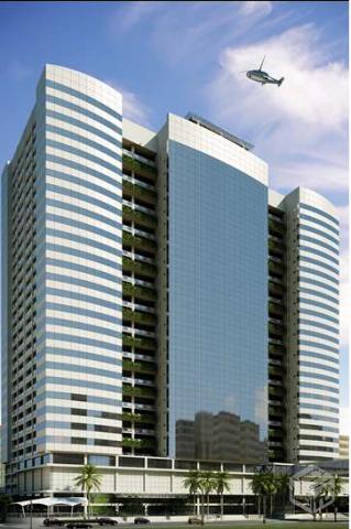 Sheraton Hotel &#038; Residence Santos<br>Santos / SP