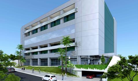 Centro de Convenções em Complexo Multiuso<br>São Paulo / SP