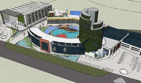 Planejamento de Hotel Convenções em Bertioga <br> Bertioga / SP