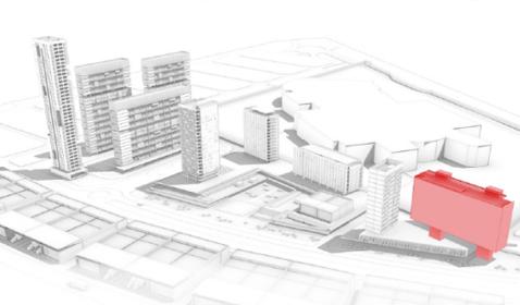 Planejamento de Resort Convenções junto ao Shopping Nações <br> Limeira / SP