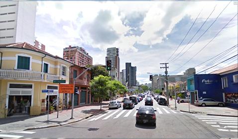 Hotel próx. à Rua dos Pinheiros<br>São Paulo / SP