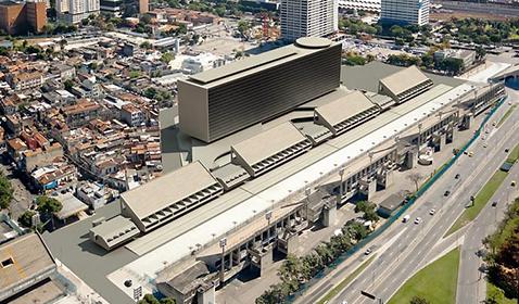 Hotel próx. ao Sambódromo do Rio de Janeiro<br>Rio de Janeiro / RJ