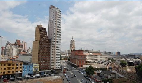 Hotel no centro de São Paulo<br>São Paulo / SP
