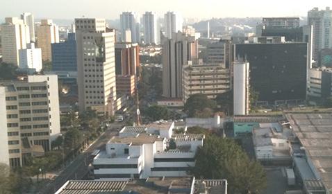 Hotel e Centro de Eventos na Chácara Santo Antônio<br>São Paulo / SP