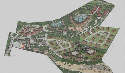 Planejamento Hoteleiro e Imobiliário Turístico para Empreendimento Marbello Prasa<br>Paraipaba / CE