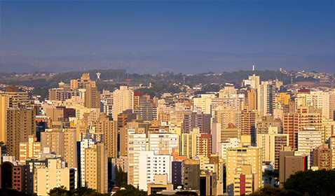 Hotel Convenções em Campinas<br>Campinas / SP