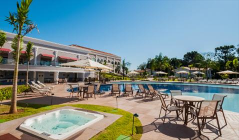 Empreendimento Imobiliário Turístico anexo ao Complexo Turístico Iguassu Golf & Resort<br>Foz do Iguaçu / PR