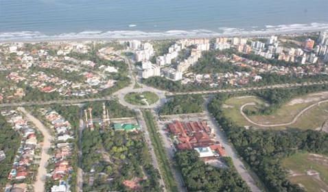 Hotel Convenções na Riveira de São Lourenço<br>Bertioga / SP