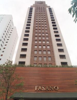 Hotel Fasano<br>São Paulo / SP