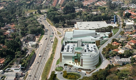 Hotel defronte ao Shopping Granja Vianna<br>Cotia / SP