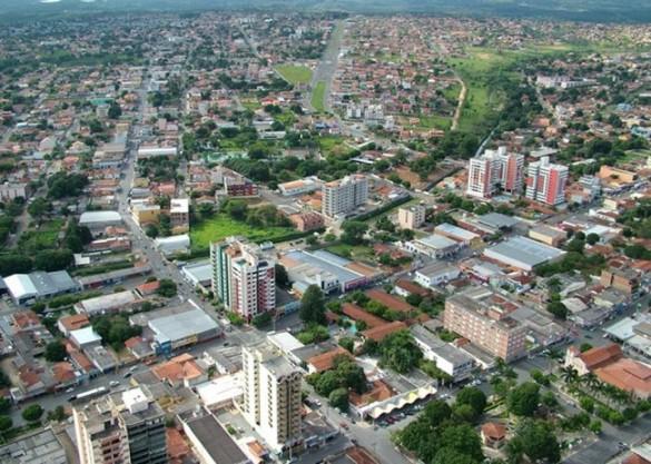 Análise de Demanda para Mercado Imobiliário<br>Caldas Novas / GO