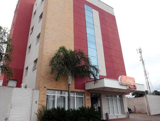Análise de Posicionamento Hotéis Arco em Araraquara<br>Araraquara SP