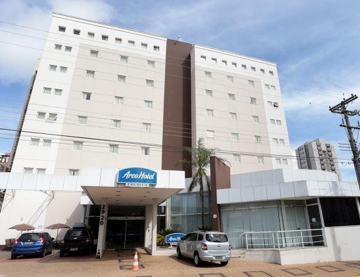 Análise de Posicionamento Hotéis Arco em Bauru<br>Bauru/ SP