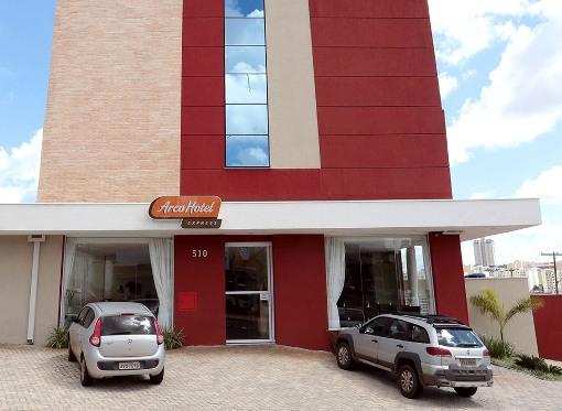 Análise de Posicionamento Hotéis Arco em Franca<br>Franca/ SP