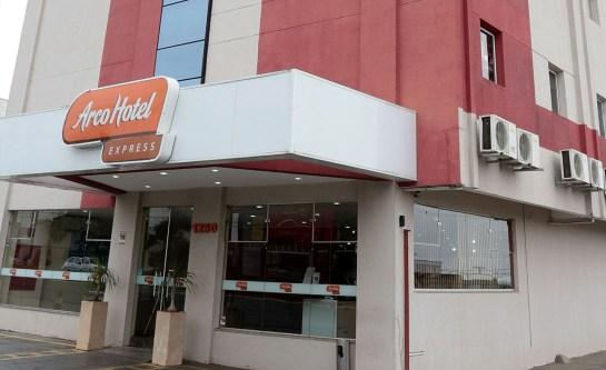 Análise de Posicionamento Hotéis Arco em São Carlos<br>São Carlos/ SP
