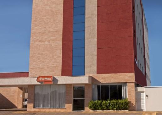 Análise de Posicionamento Hotéis Arco em São José do Rio Preto<br>São José do Rio Preto/ SP