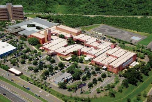Planejamento de hotel anexo ao Galleria Shopping<br>Campinas/SP