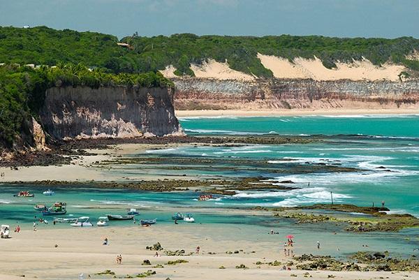Des. Imobiliário e Hoteleiro na Praia do Pitangui<br>Extremoz/RN