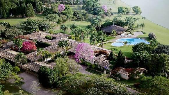 Estudo de Reposicionamento do hotel no Haras Larissa<br>Monte Mor/SP