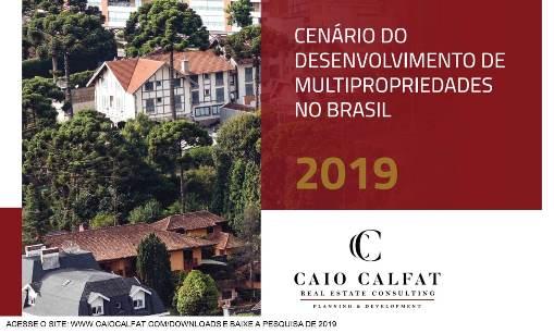 Cenário do Desenvolvimento de Multipropriedades 2019